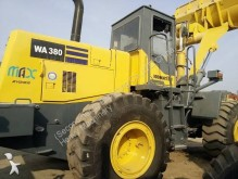 Komatsu W380-3H Used CAT 950E 966 966G 966C 966E 966F 966H incarcator pe roti second-hand