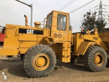 Caterpillar 950F Used CAT 966G 950G 966C 966D 966F 950E 950H 966B LOADER chargeuse sur pneus occasion