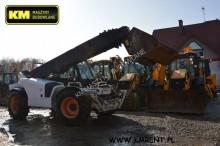 Bobcat T40170 CATERPILLAR JCB pala gommata usata
