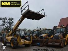 Pala cargadora Caterpillar TH360B JCB 532 535 537 540 pala cargadora de ruedas usada