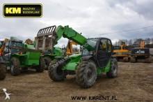 Pala cargadora Manitou mt932 mt 932 MT 1233 S MT1233S JCB 532-120 JCB 535-125 pala cargadora de ruedas usada