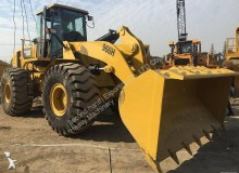 Lastik tekerli yükleyici Caterpillar 966H Used CAT 950G 950H 966H 966G Loader