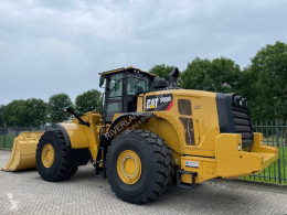 Caterpillar 980M 2016 new unused incarcator pe roti second-hand