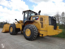 Caterpillar 980M 2 x new unused.01 læsser på dæk ny