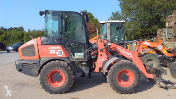 Kubota R085 used wheel loader