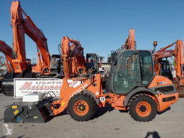 Hitachi ZW65 loader used