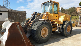 Volvo L 180 E used wheel loader