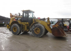 Caterpillar 966K incarcator pe roti second-hand