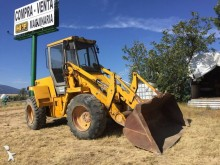 JCB 415 incarcator pe roti second-hand