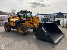 JCB 550-80 incarcator pe roti second-hand