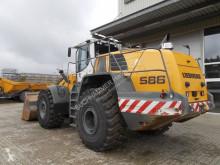 Liebherr L586 used wheel loader