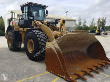 Caterpillar 966K XE used wheel loader