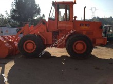 Fiat-Allis R12 FR12 incarcator pe roti second-hand