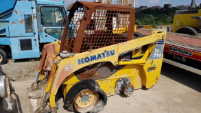 Pala cargadora Komatsu SK714-5 mini pala cargadora usada