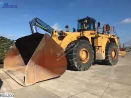 Caterpillar 990 used wheel loader