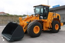 مُحمّلة Hyundai HL 960 WHEEL LOADER محملة بعجلات جديد