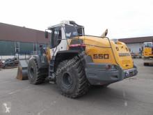Pala cargadora Liebherr L550 IND pala cargadora de ruedas usada