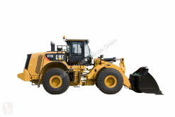 Caterpillar 972 K incarcator pe roti second-hand