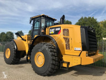 Caterpillar 980M demo 2017 chargeuse sur pneus occasion