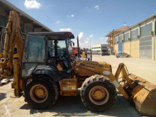 Case rigid backhoe loader 595 SLE
