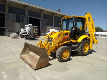 JCB 3CX incarcator pe roti second-hand