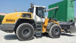 Liebherr L550 used wheel loader