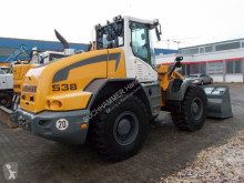 Liebherr L 538Z used wheel loader