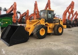 Shovel Hyundai hl760-7a tweedehands