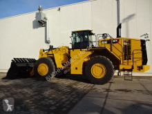 Caterpillar 988K incarcator pe roti second-hand