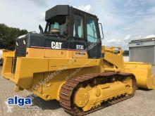 Caterpillar 973C, Laderaupe, Ladeschaufel, Klima, Rammschutz used wheel loader