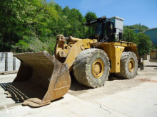 Caterpillar 990H used wheel loader