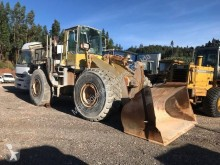 Komatsu WA420-3 active used wheel loader