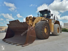 Caterpillar 993K incarcator pe roti second-hand