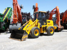 Shovel JCB 411HT tweedehands