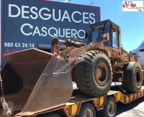 Case wheel loader 821