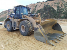 Caterpillar 966K used wheel loader