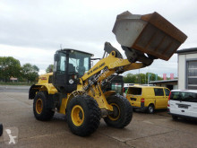 New Holland W 130 B - KLIMA SFZ incarcator pe roti second-hand