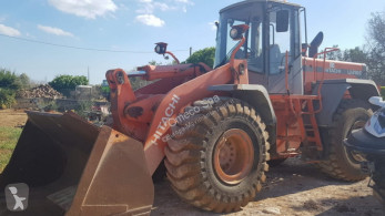 Hitachi LX210E used wheel loader