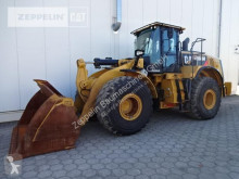 Caterpillar 966M tweedehands wiellader