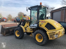 New Holland W80B incarcator pe roti second-hand