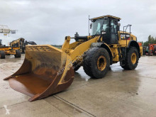 Caterpillar 966 M incarcator pe roti second-hand