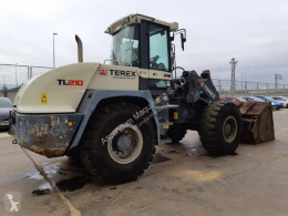 Terex TL 210 used wheel loader