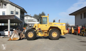 Volvo L120C used wheel loader