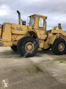 Caterpillar 966D used wheel loader