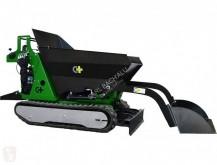Mini-incarcator Chargeur Plus Dumper à chenilles DP-82-P