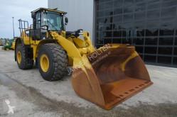 Pala cargadora Caterpillar 966 K pala cargadora de ruedas usada