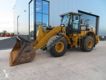 Caterpillar 950 K incarcator pe roti second-hand