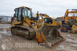 Caterpillar 963K used track loader
