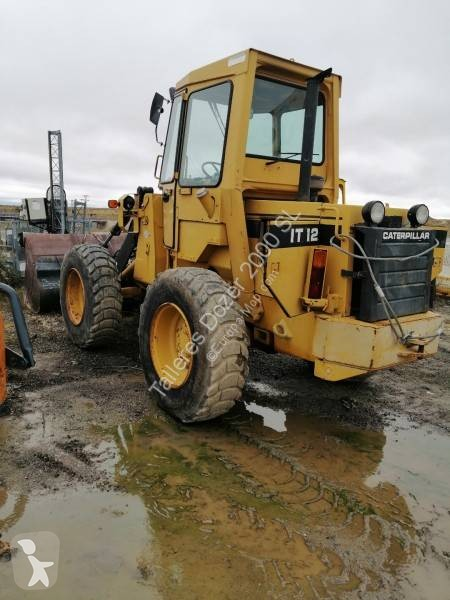 View images Caterpillar IT12 loader