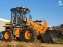 Case 121B used wheel loader